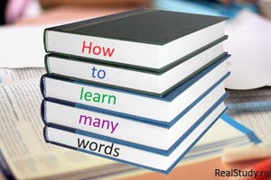 Learn many words